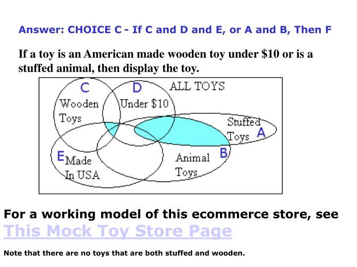 Answer: CHOICE C