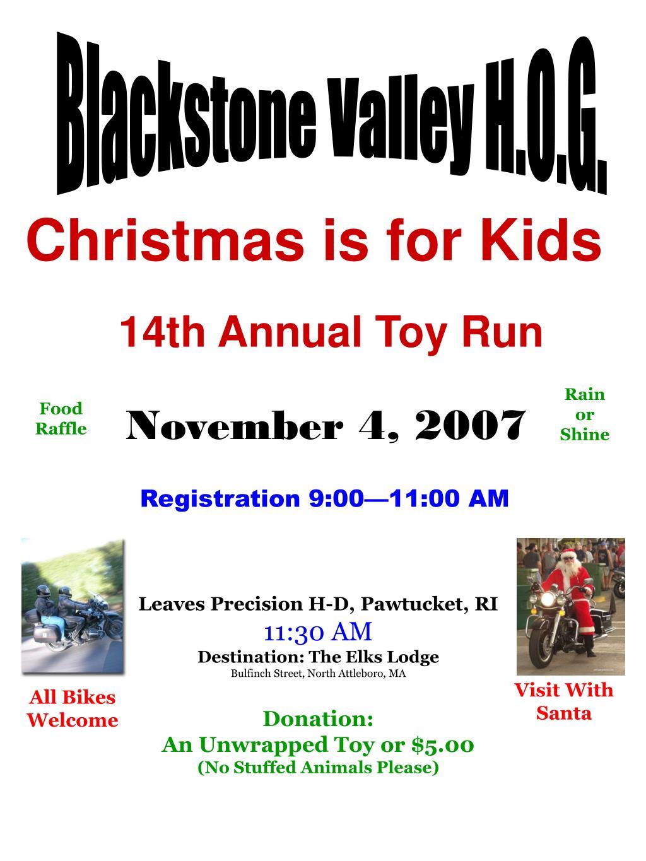 Blackstone Valley H.O.G.