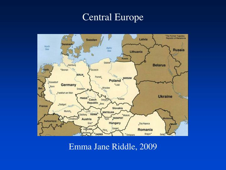 an overview of the fall of communism in eastern and central europe
