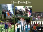 host family day