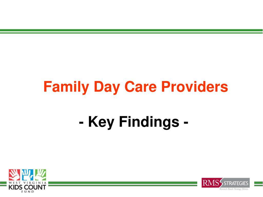 Family Day Care Providers