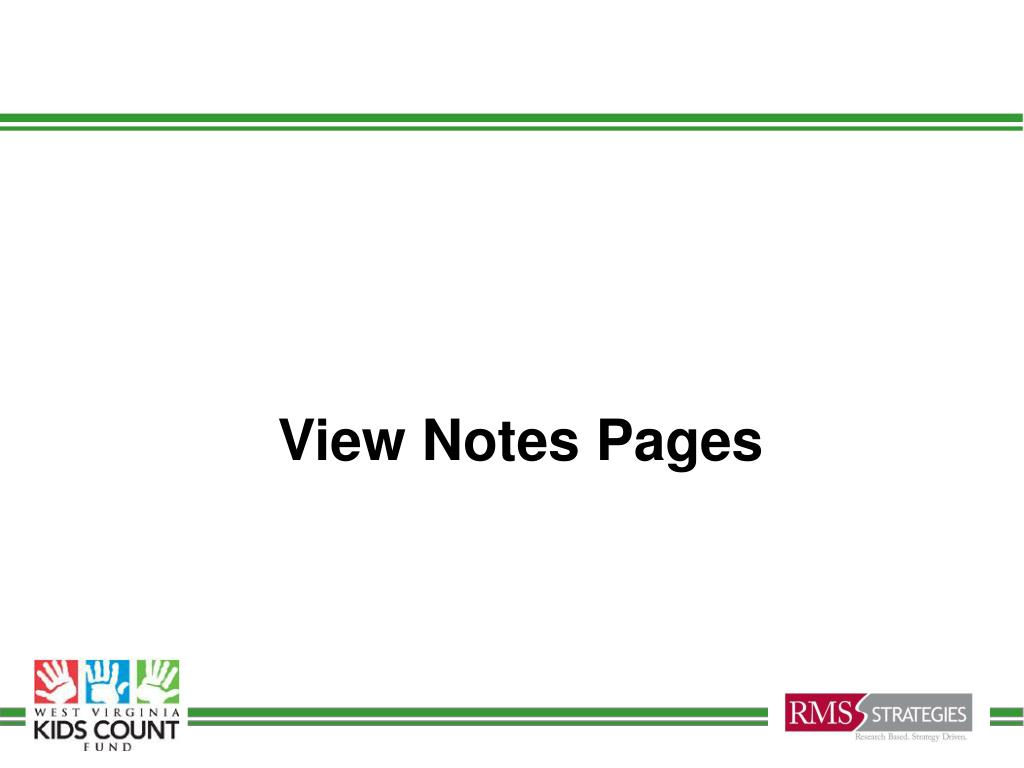 View Notes Pages