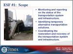 esf 1 scope