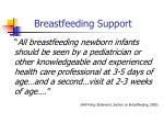 breastfeeding support46