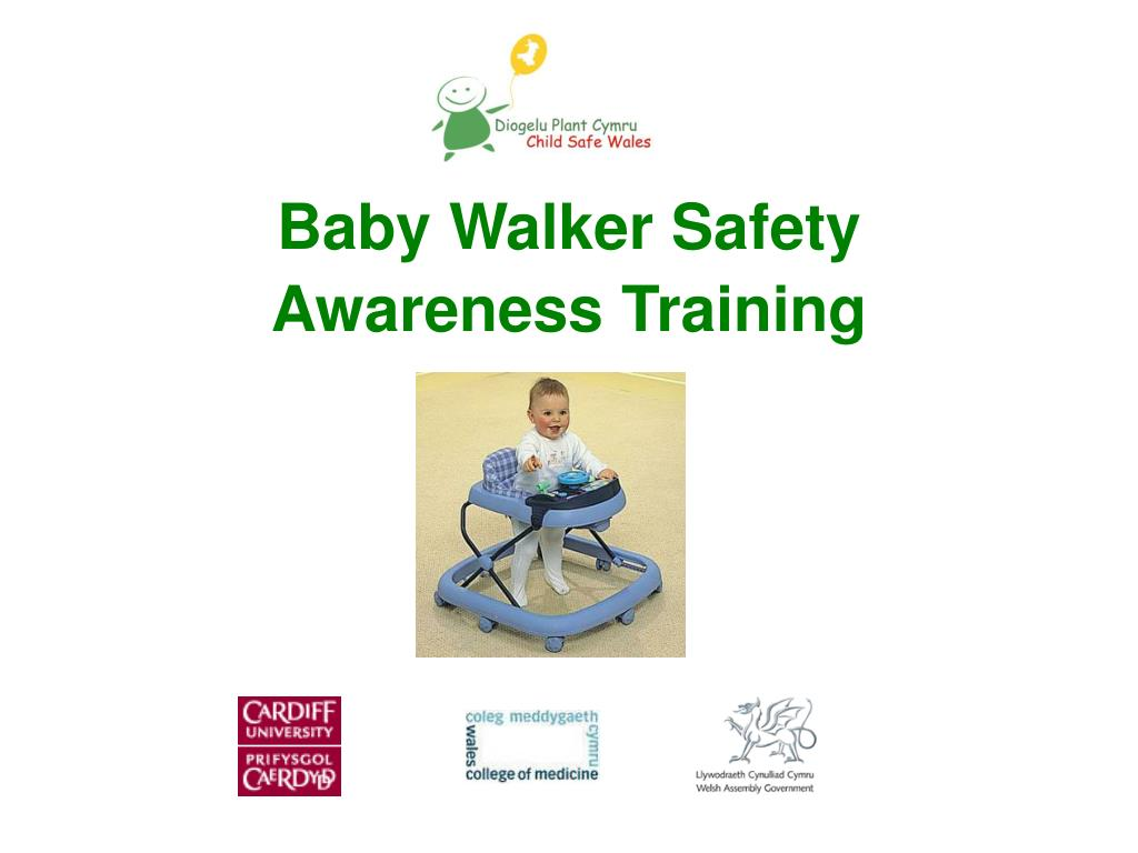 baby walker safety awareness training l.