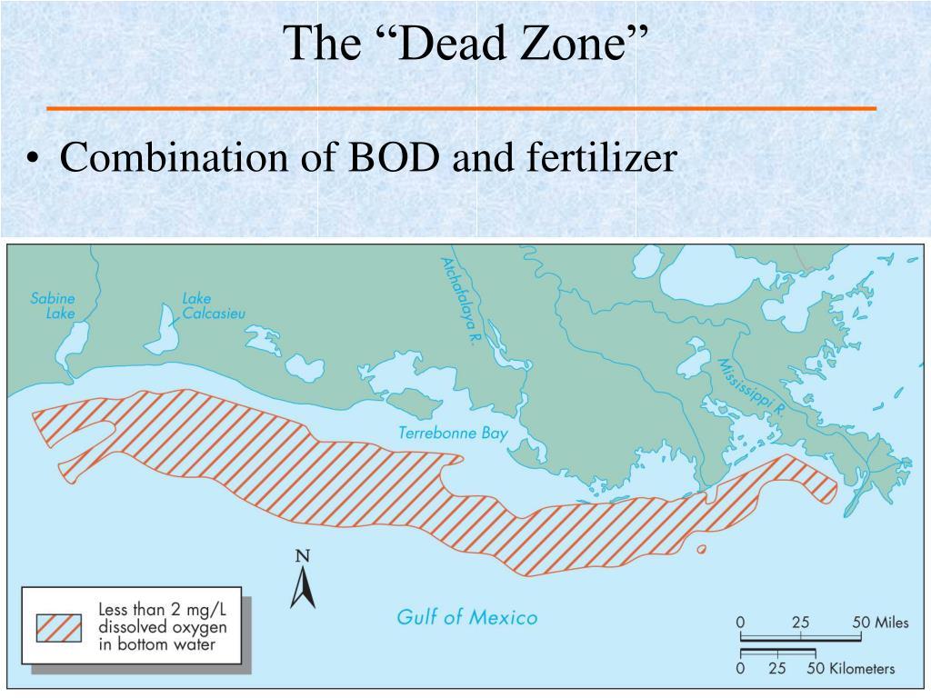 """The """"Dead Zone"""""""