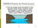 npdes permits for point sources20