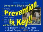 bad news gets worse long term effects of acl tear1
