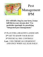 pest management ipm