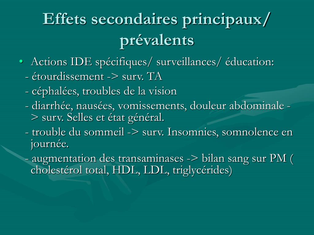 PPT - PHARMACOLOGIE PowerPoint Presentation, free download ...