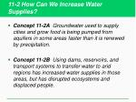 11 2 how can we increase water supplies