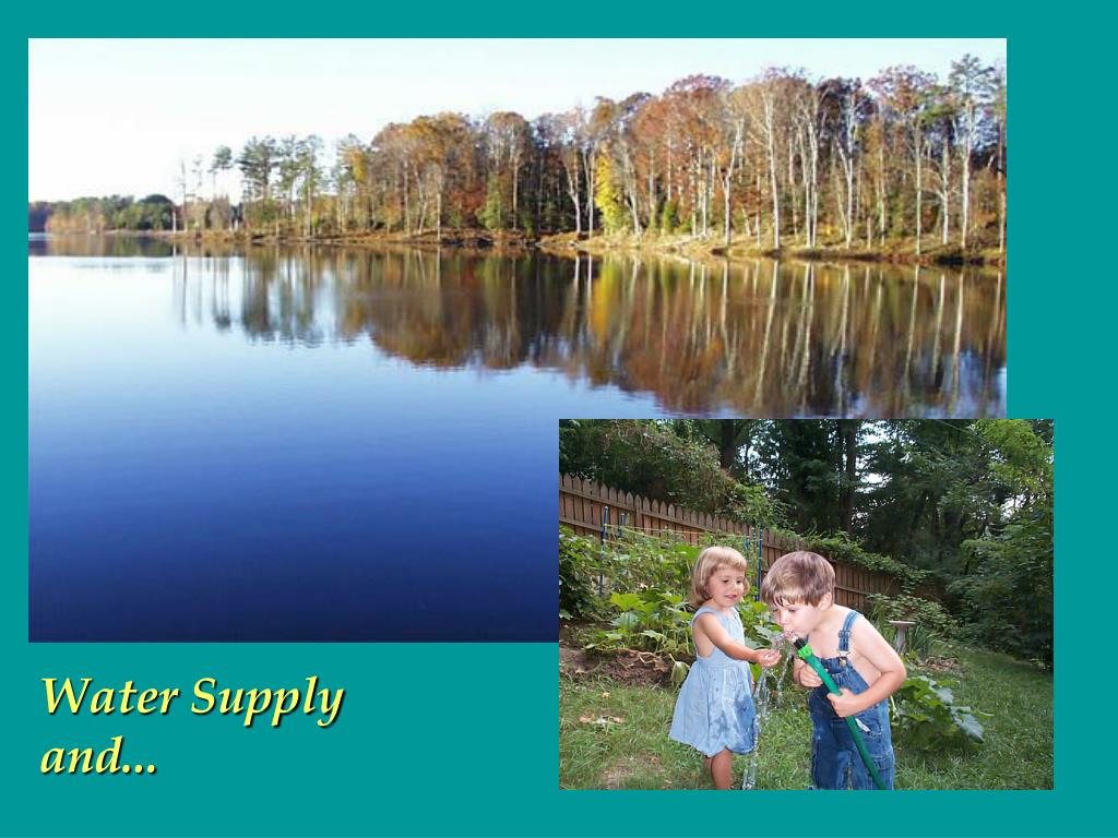 Water Supply and...