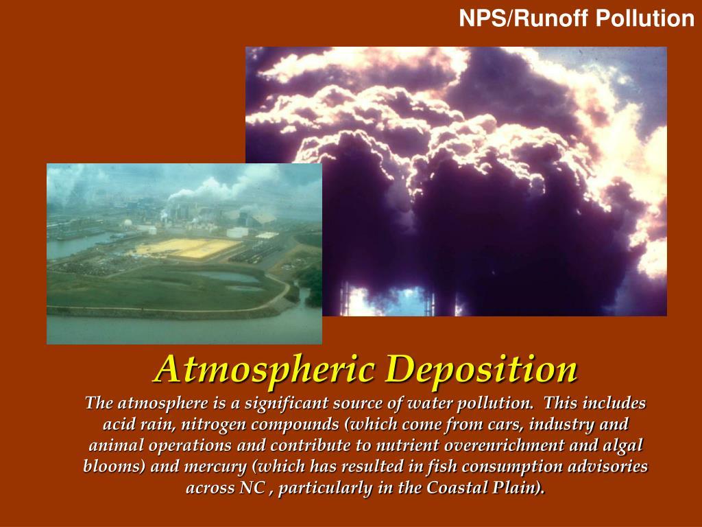 NPS/Runoff Pollution