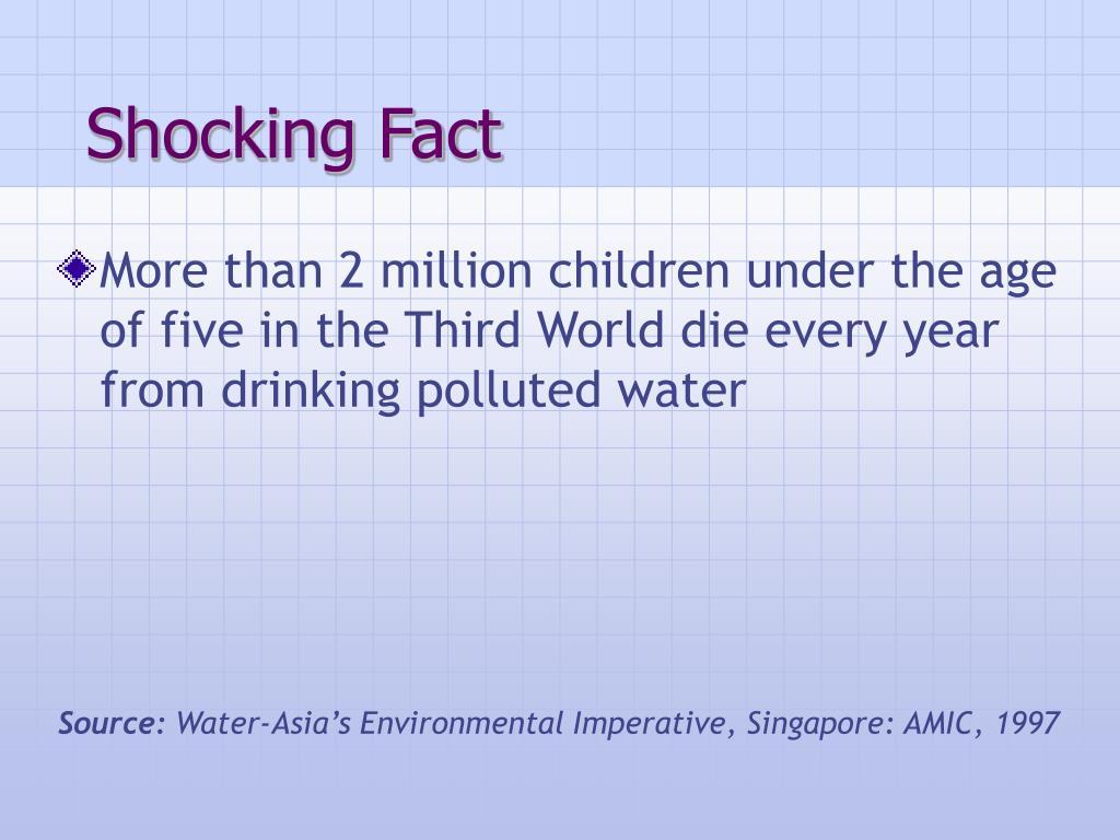 Shocking Fact