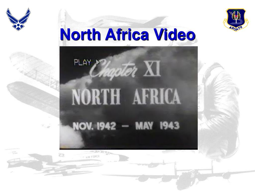North Africa Video