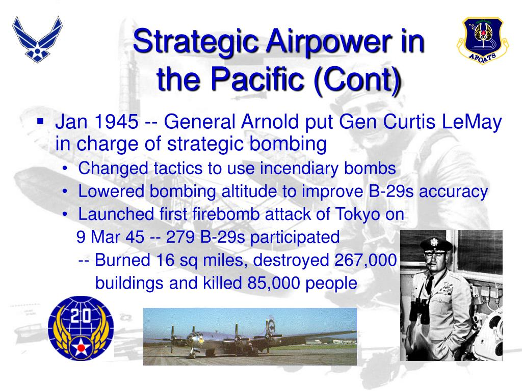 Strategic Airpower in