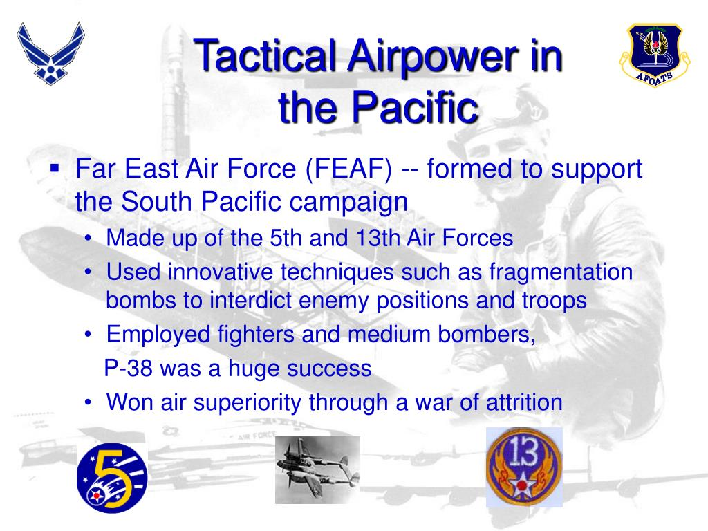 Tactical Airpower in
