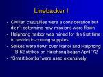 linebacker i19