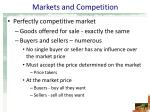 markets and competition3