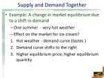 supply and demand together38