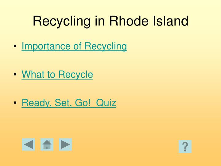Recycling in rhode island2