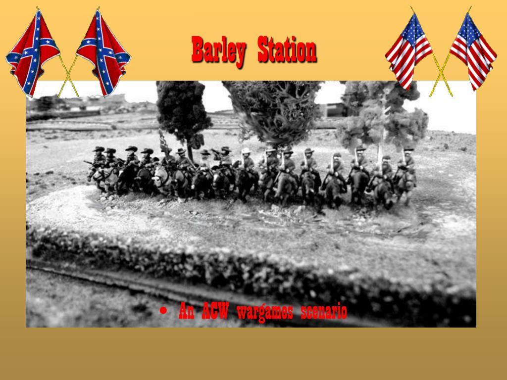 barley station l.