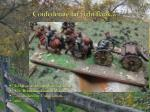 confederate far right flank