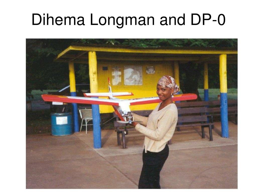 Dihema Longman and DP-0