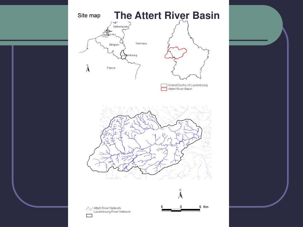 The Attert River Basin