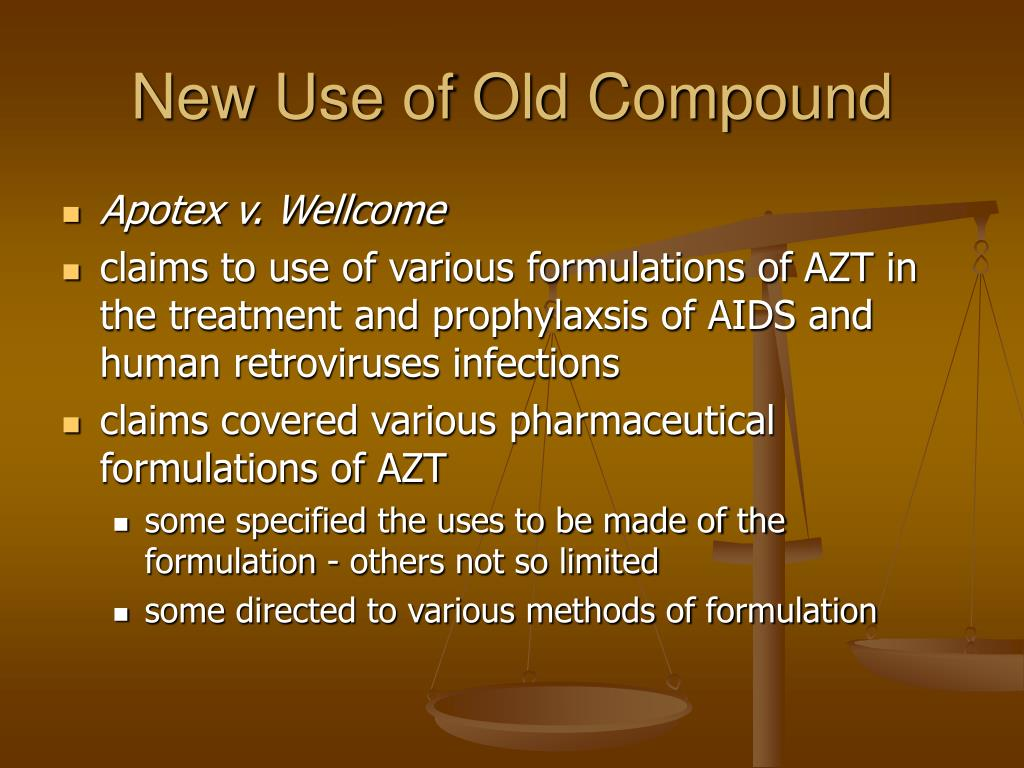 New Use of Old Compound