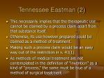 tennessee eastman 2