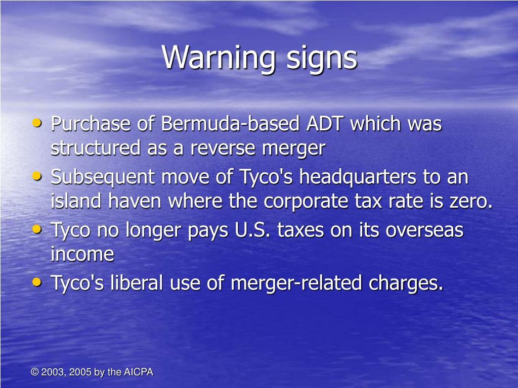 PPT - Tyco International Ltd PowerPoint Presentation - ID:837467
