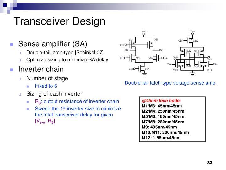Transceiver Design