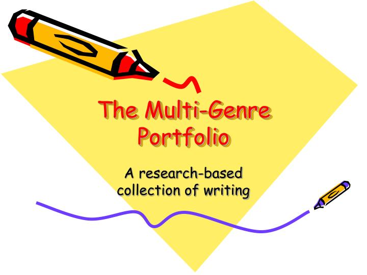 genre multi papers research