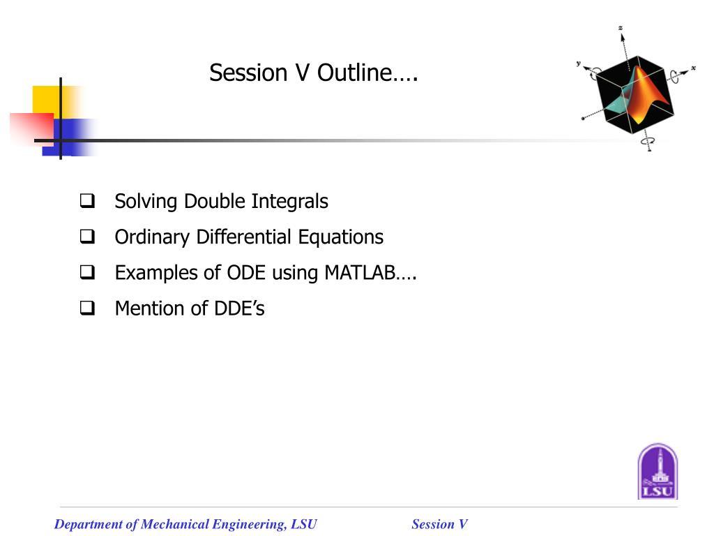 PPT - MATLAB Tutorials PowerPoint Presentation - ID:838868