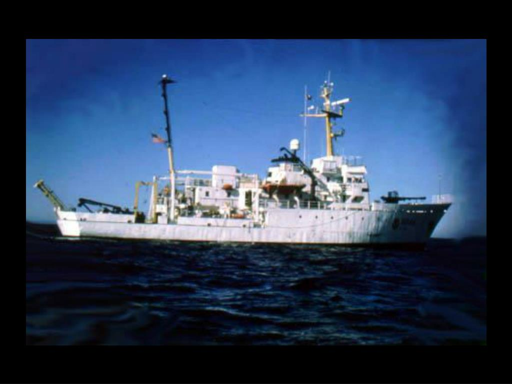 55. NOAA vessel McArthur