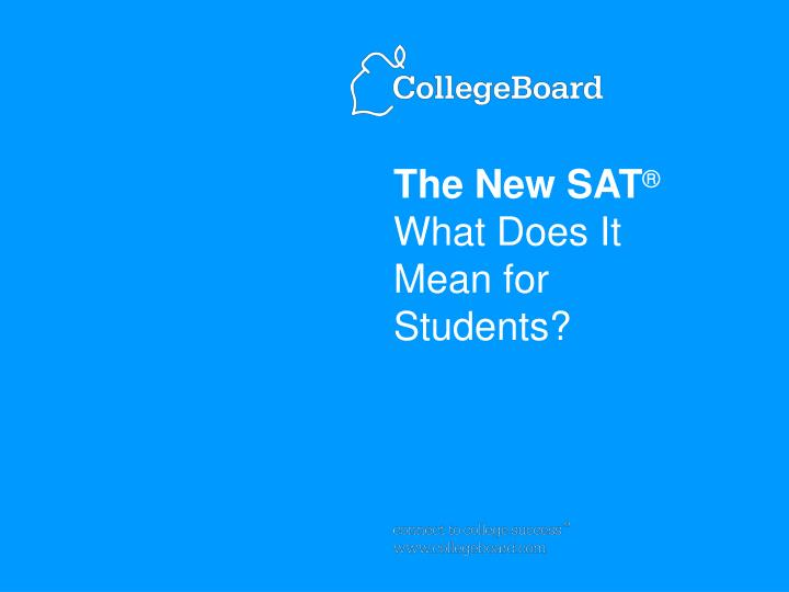 what does an 8 on the sat essay mean About the sat the sat is an entrance exam used by most colleges and universities to make admissions decisions it is a multiple-choice, pencil-and-paper test administered by the college board.