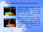 the 3 dimensional movies of the tornado