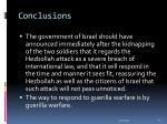 conclusions61