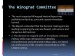 the winograd committee23