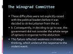 the winograd committee26