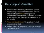 the winograd committee42