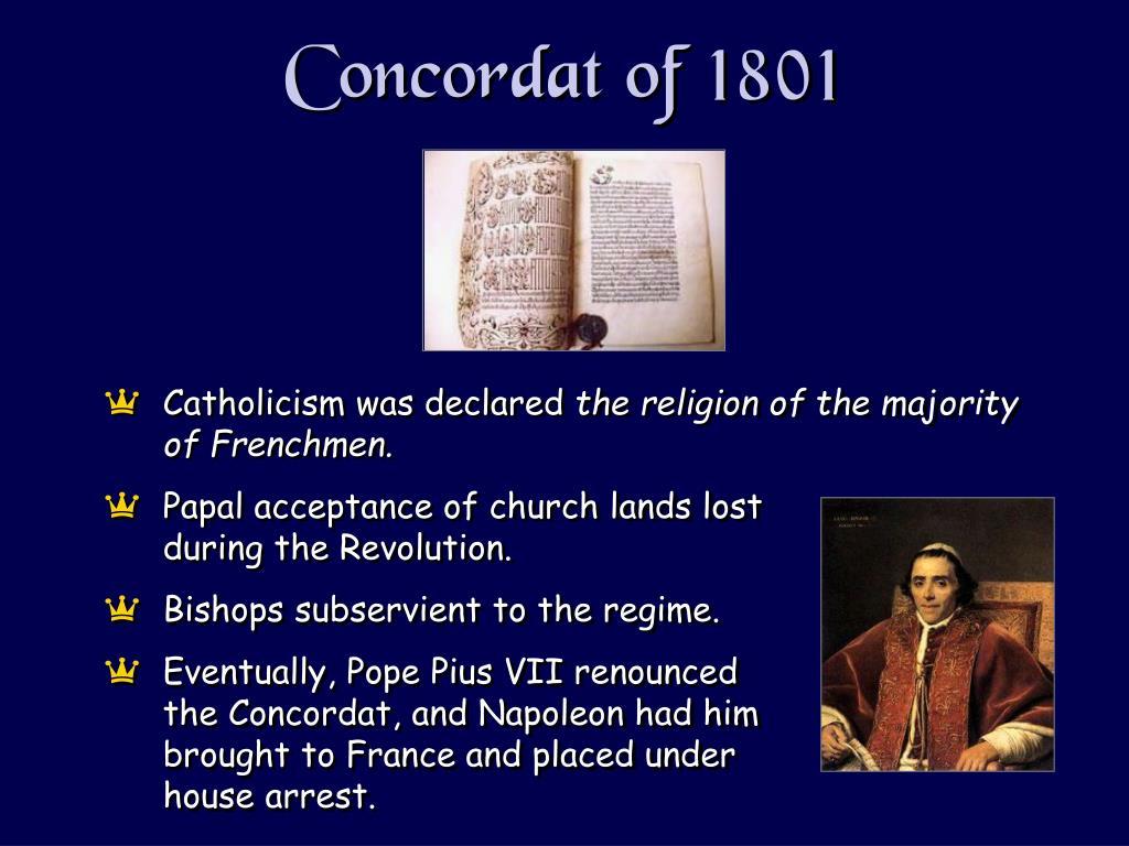 Concordat of 1801