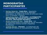 monograf as participantes