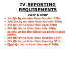 iv reporting requirements20