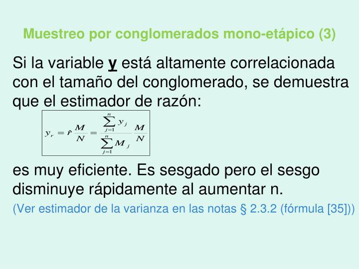 Muestreo por conglomerados mono-etápico (3)