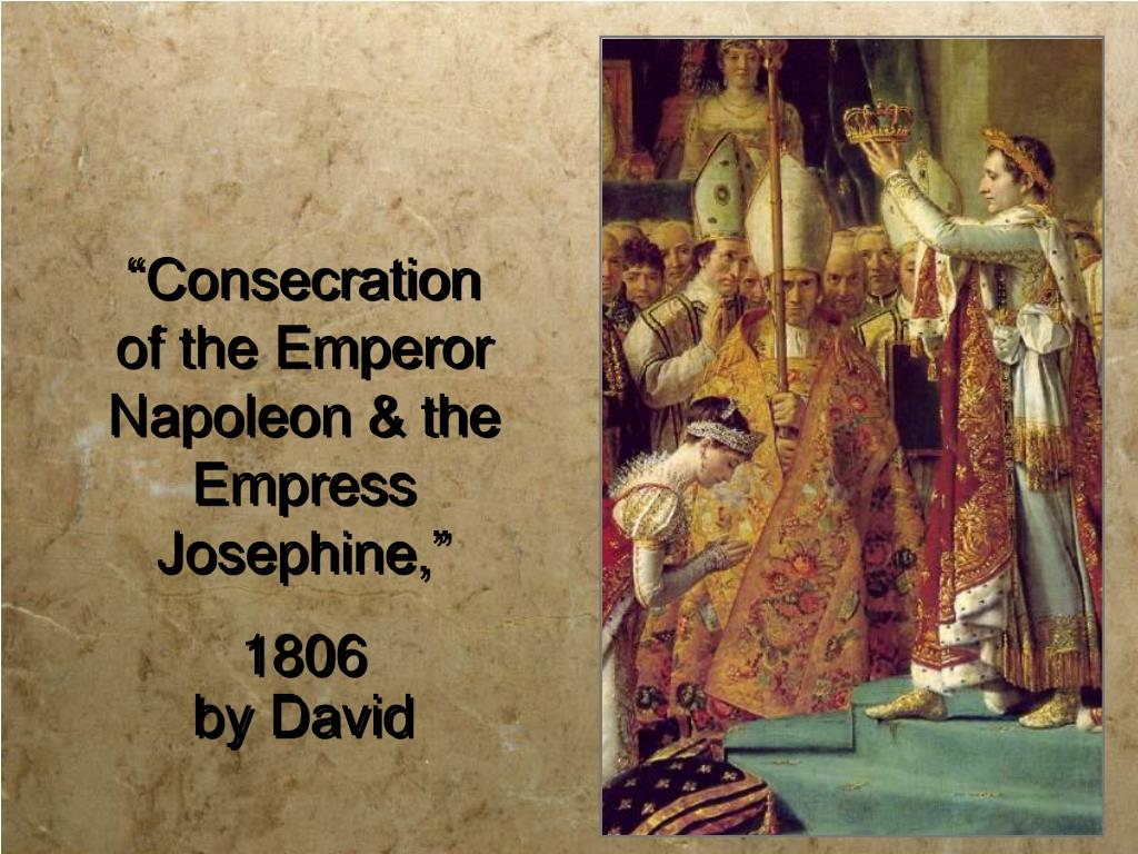 """Consecration"