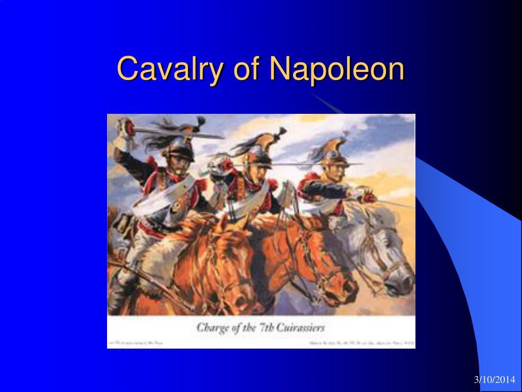 Cavalry of Napoleon