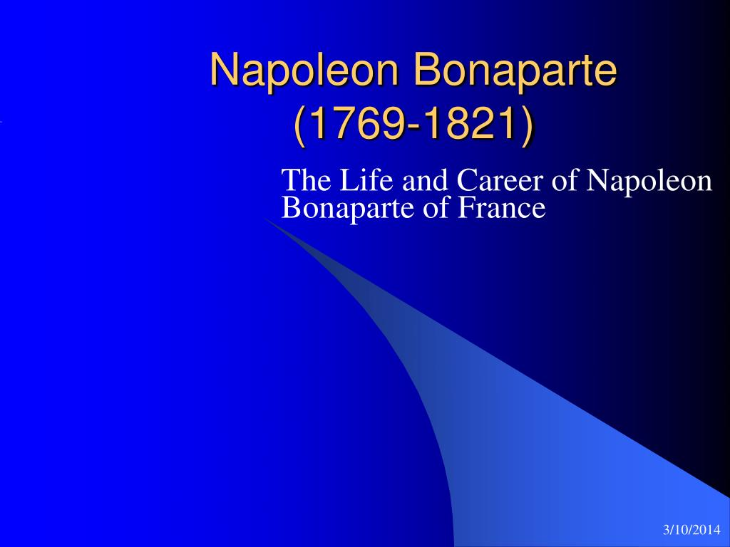 an introduction to the life of napoleon bonaparte the emperor of france In 1793, following a clash with the nationalist corsican governor, pasquale paoli (1725-1807), the bonaparte family fled their native island for mainland france, where napoleon returned to military duty in france, napoleon became associated with augustin robespierre (1763-1794), the brother of revolutionary leader maximilien robespierre (1758-1794), a jacobin who was a key force behind the reign of terror (1793-1794), a period of violence against enemies of the revolution.