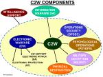 c2w components